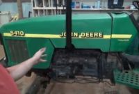 4020 John Deere Blowing Fuse Awesome John Deere Tractor Blows Fuse Fuel Shutoff