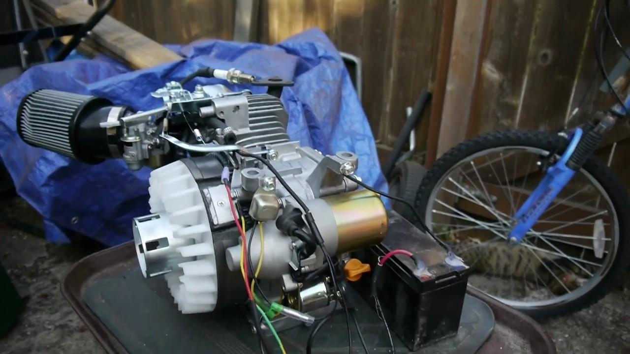 420 Predator Engine Wiring Schematic