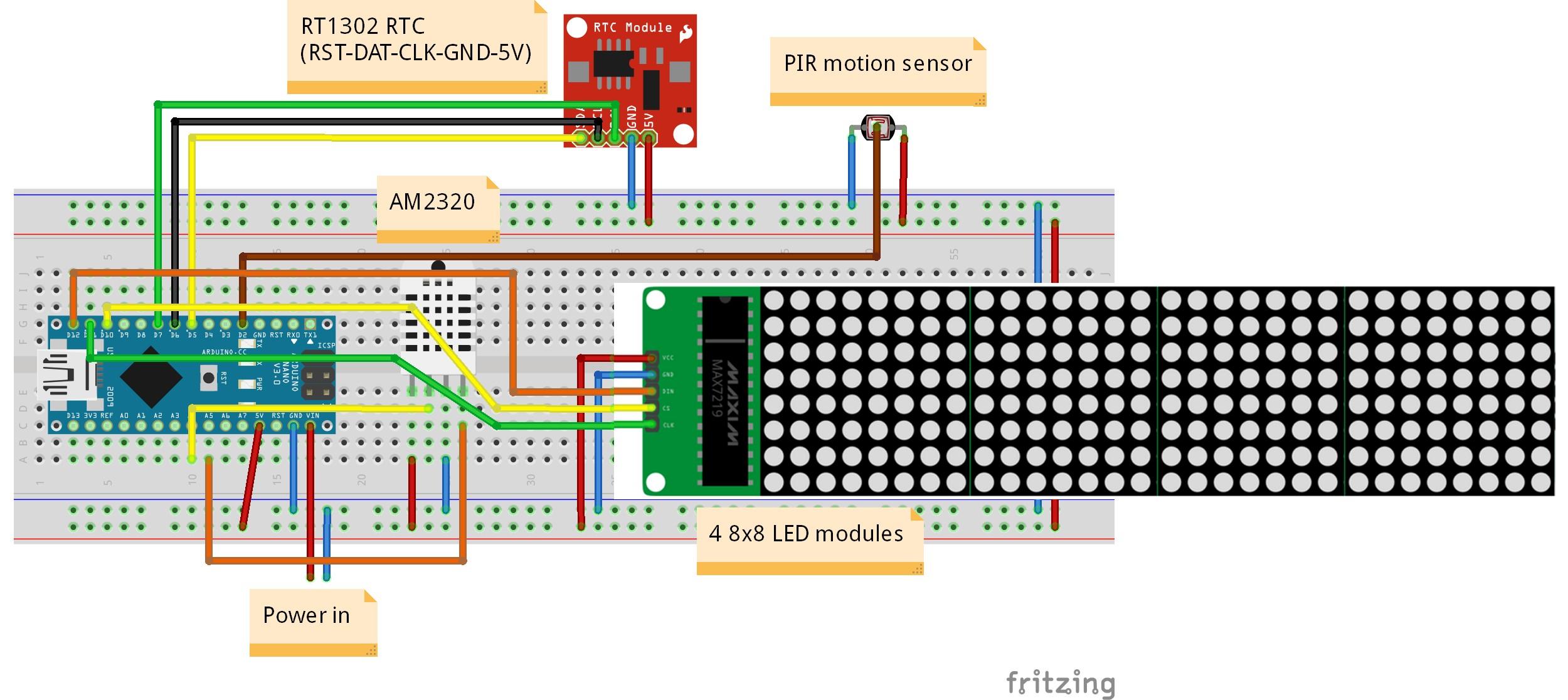 32x8 led matrix display bb tPli5QY26X