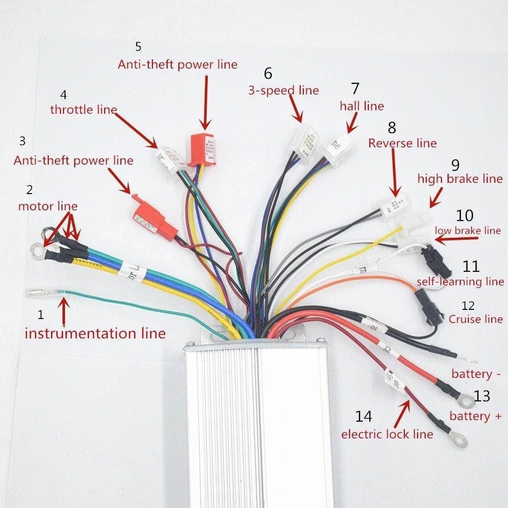 Brushless Esc Wiring Diagram | Wiring Diagram Image