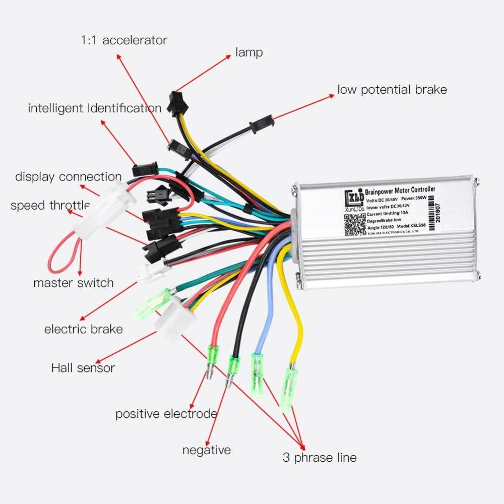Brushless Esc Wiring Diagram