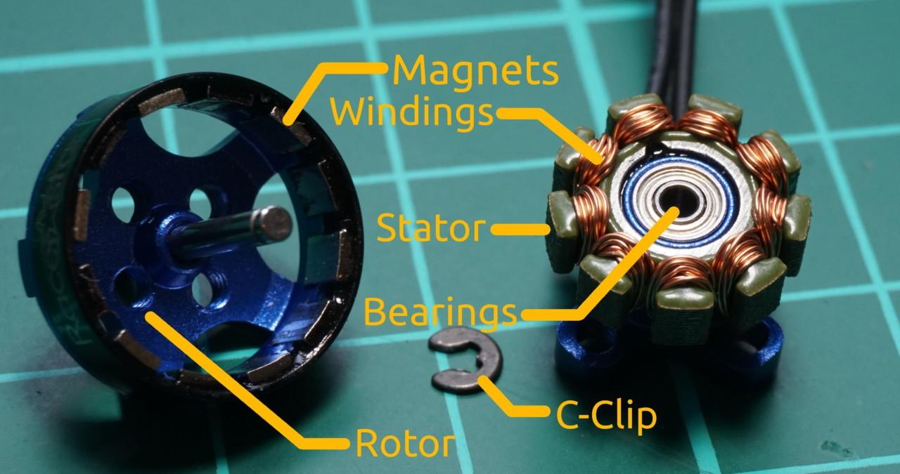motor parts DSC