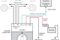 Car Stereo Amp Installation Diagram Elegant sound ordnance M350 1