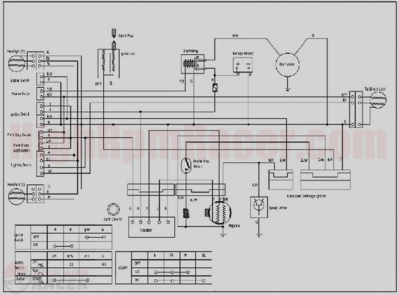 chinese 125cc atv wiring diagram new 110cc chinese atv wiring diagram unique amazing baja 90 atv wiring of chinese 125cc atv wiring diagram