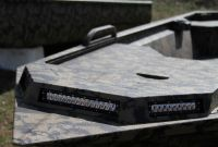 Duck Boat Light Bar Luxury Edge Duck Boats