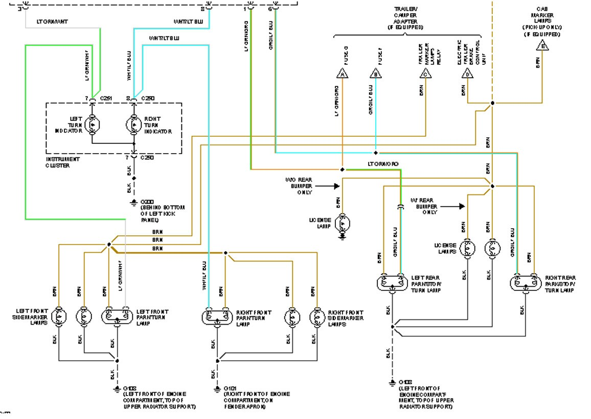 tail light wiring diagram ford f150 2004 ford f 150 tail light wiring diagram wire center u2022 rh insurapro co 15a