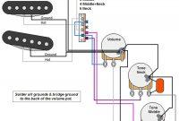 Fender S-1 Wiring Diagrams New Strat Style Guitar Wiring Diagram