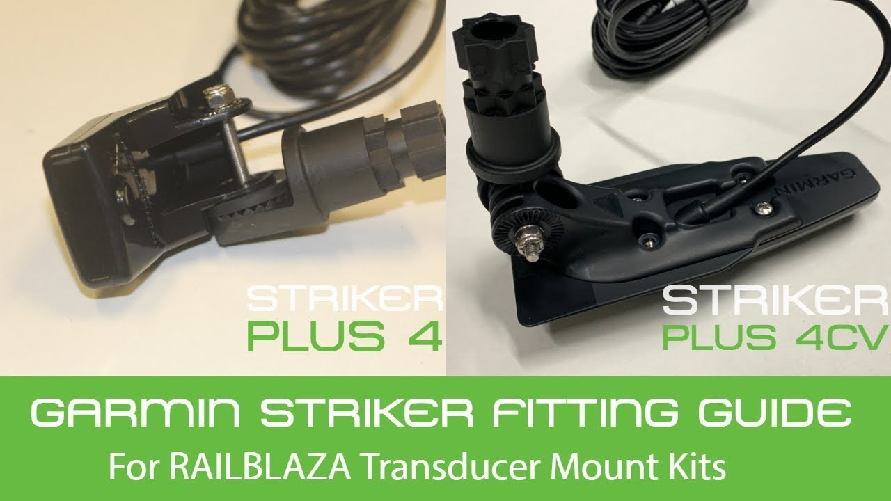 Gamin Striker 4 Plus Wiring