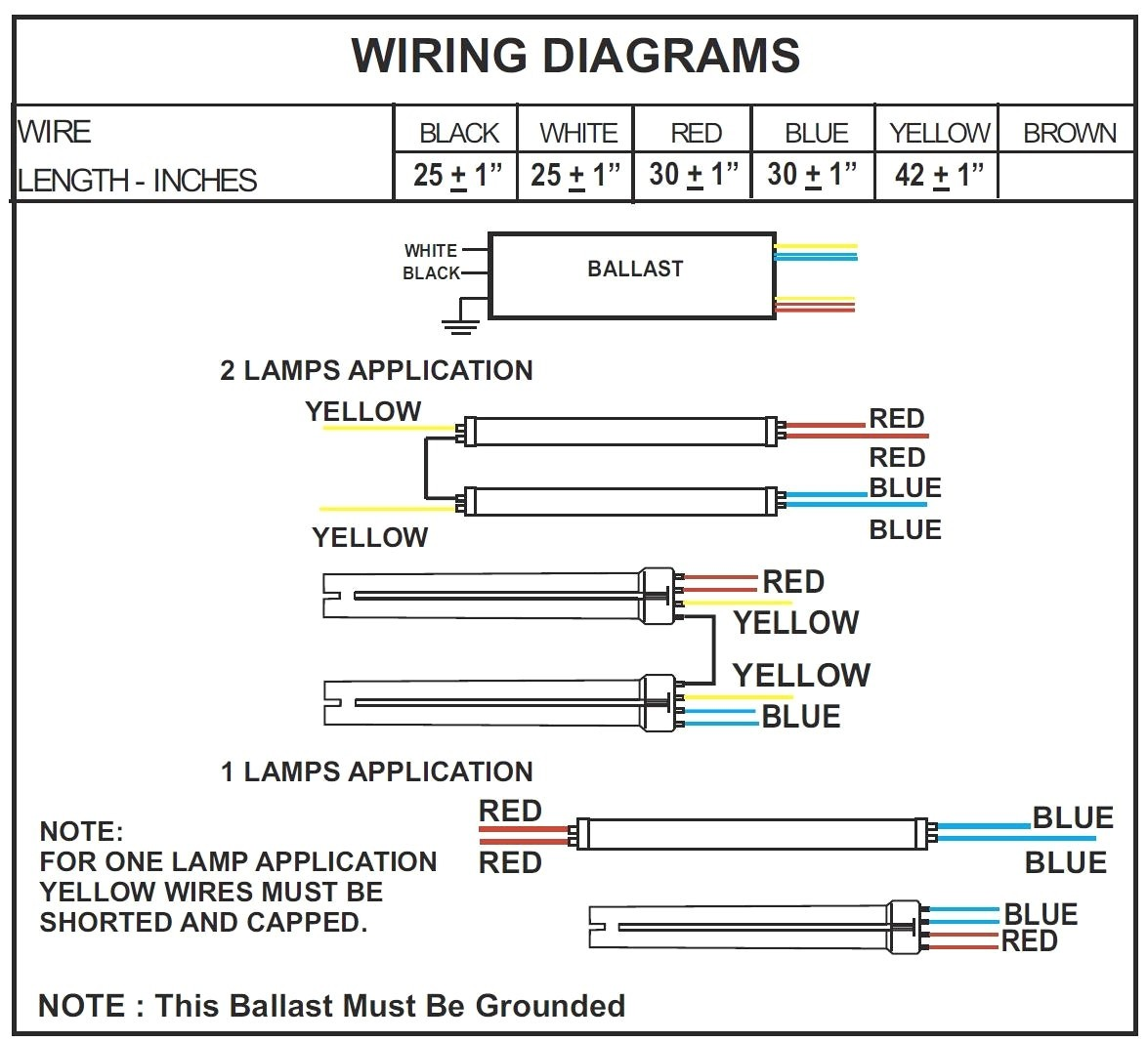 twin tube fluorescent light wiring diagram free wiring diagram
