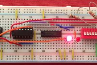 How to Build A Full Adder On A Breadboard Best Of Hands On Building A Full Adder • Egomachines