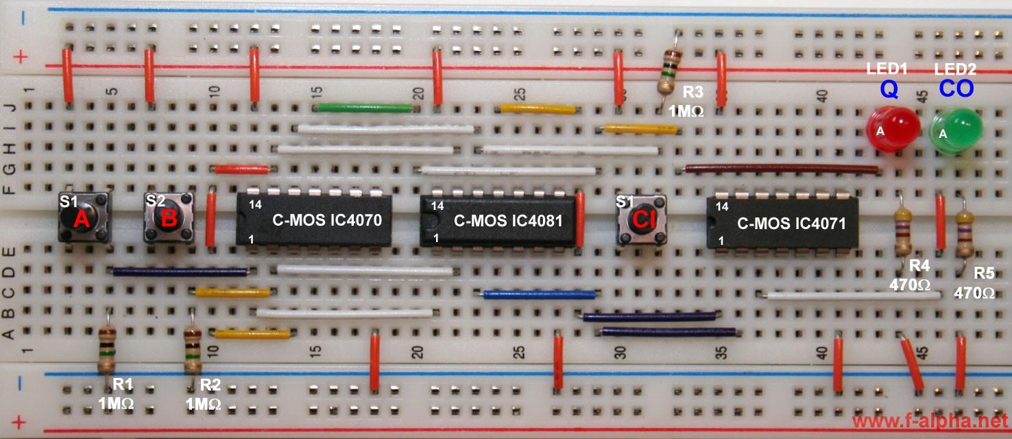 circuit full adder web