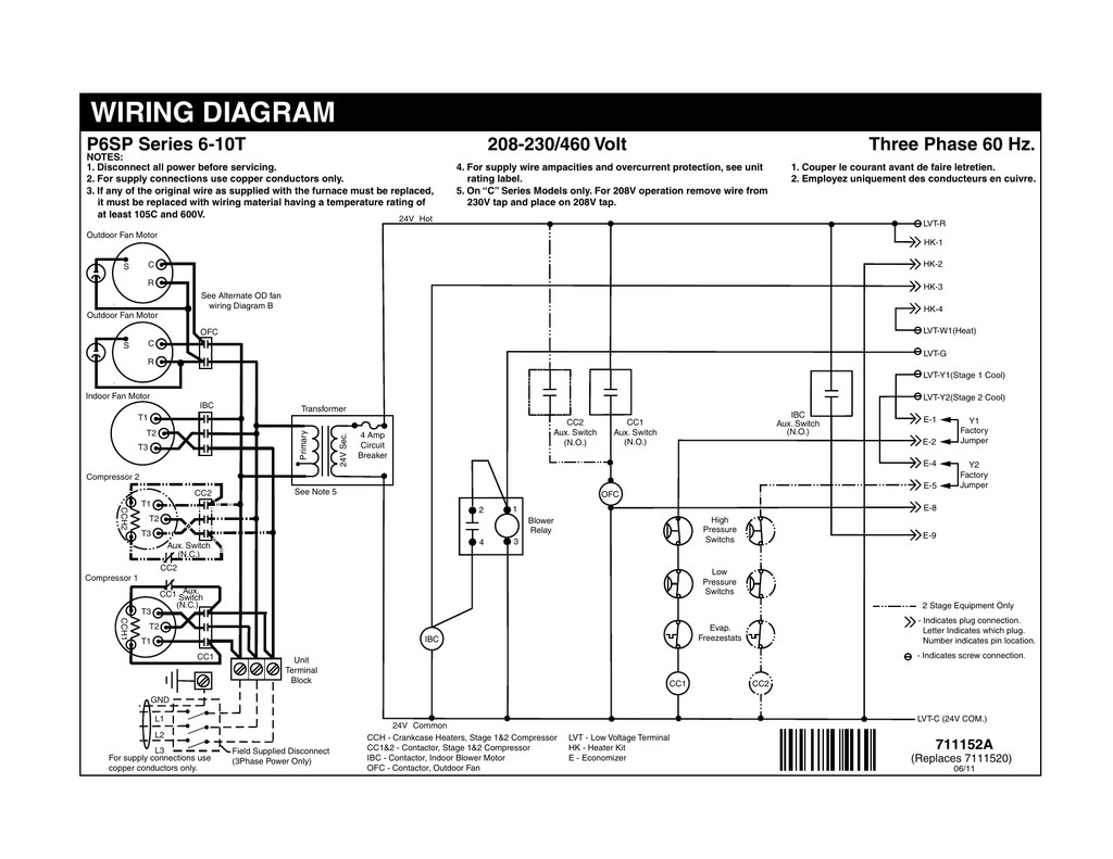 How To Wire 3 Phase 60 Amp Disconnect