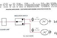 How to Wire A Turn Signal Flasher Three Prong Inspirational Flasher Wiring Diagram Wiring Diagram Data