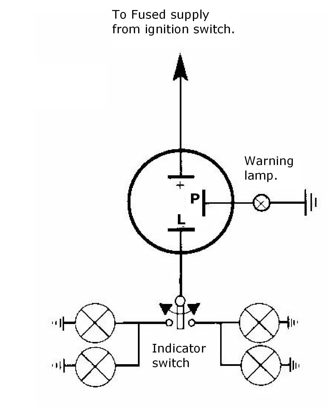 indicator wiring