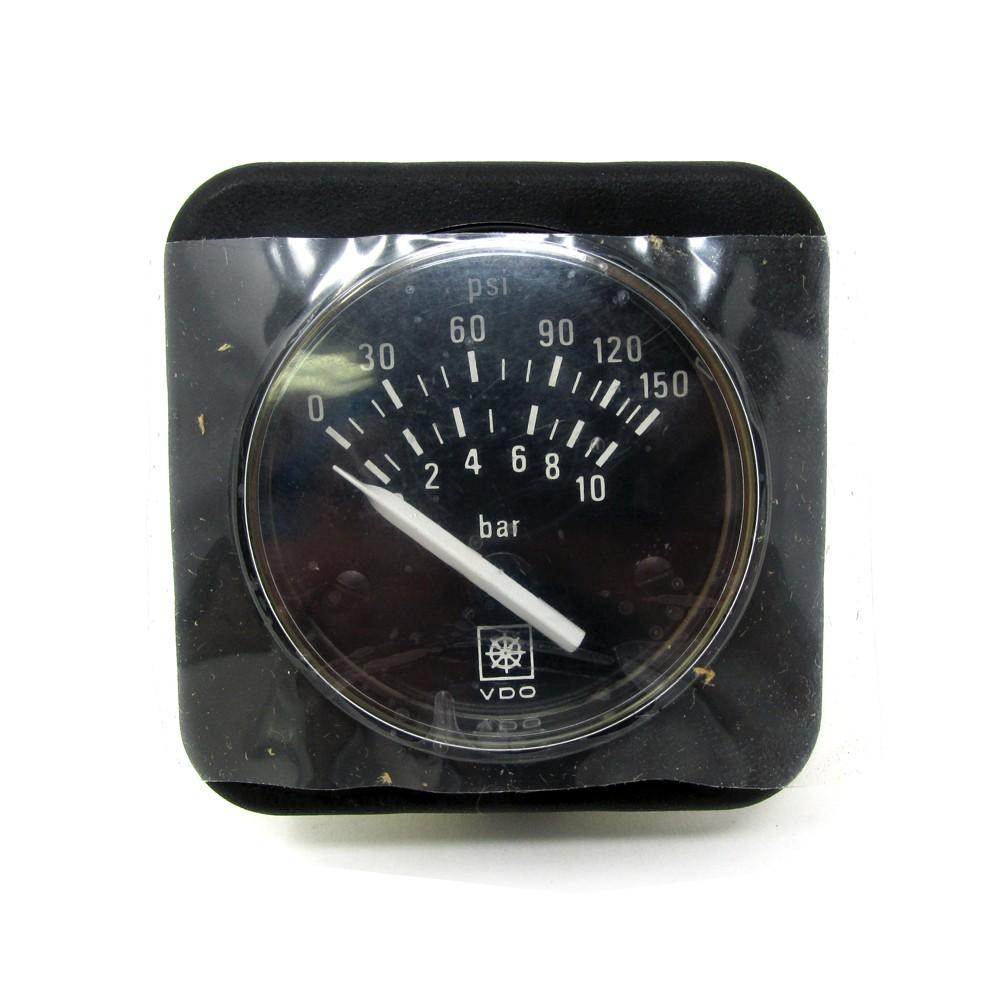 Early Cummins VDO 0 150 Oil Pressure Gauge