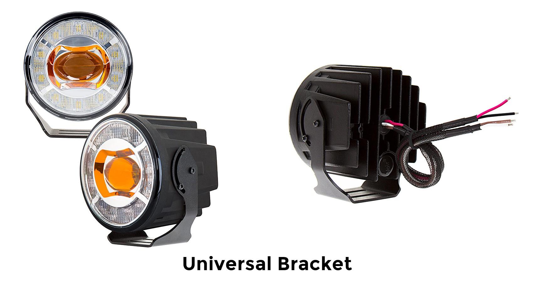 universal fog lights
