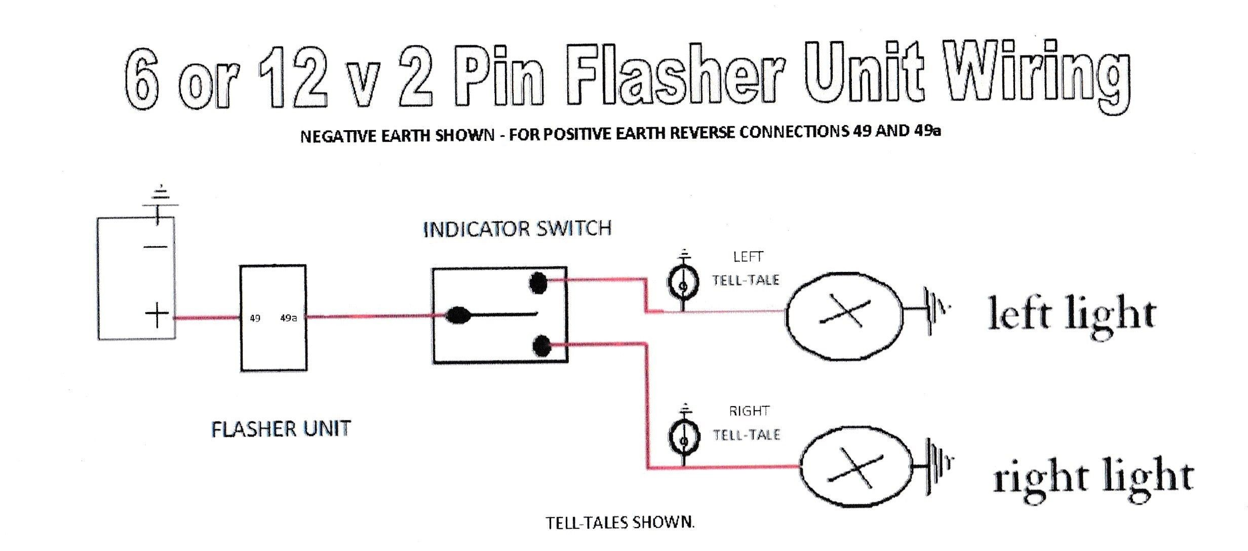 How To Wire Up 3prong Flasher