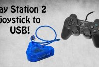 How to Wire Up Ps2 Controller to Usb for Computors Luxury Playstation 2 Joystick to Usb Dualshock 2 to Usb