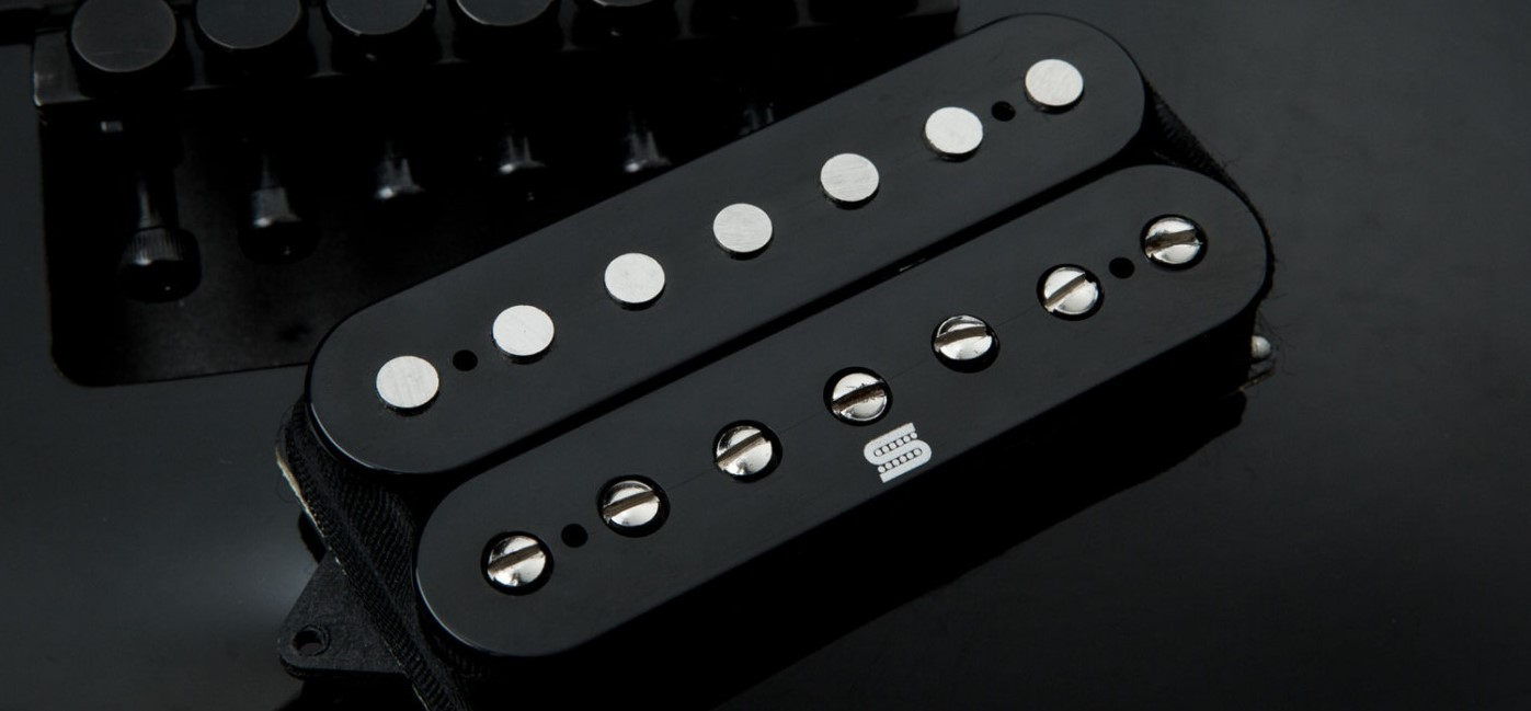 Open Coil Active Pickups 74 B7 lifestyle