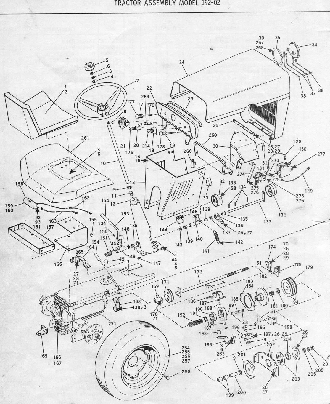 yanmar ym1500 diagram of the gears free wiring diagram