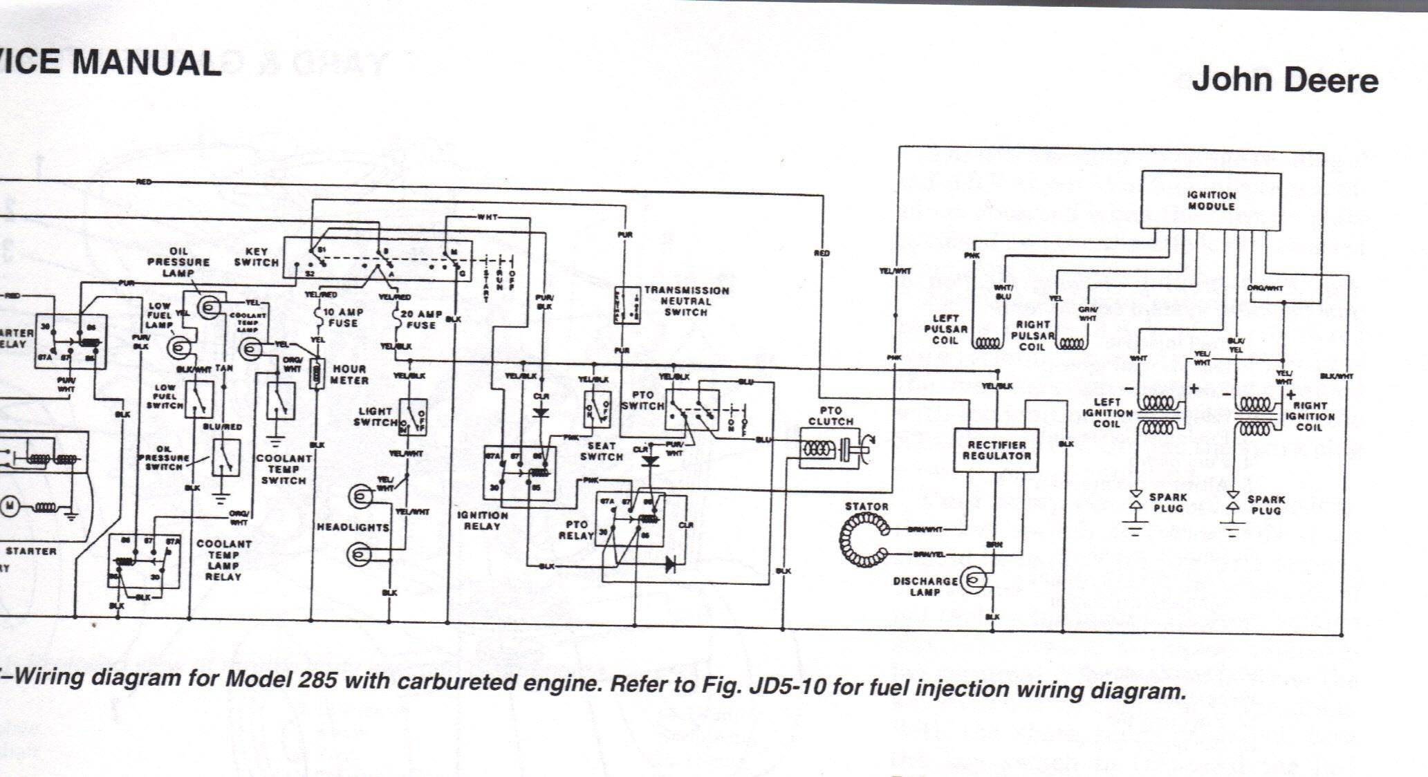john deere 318 garden tractor wiring diagram fresh within or 316