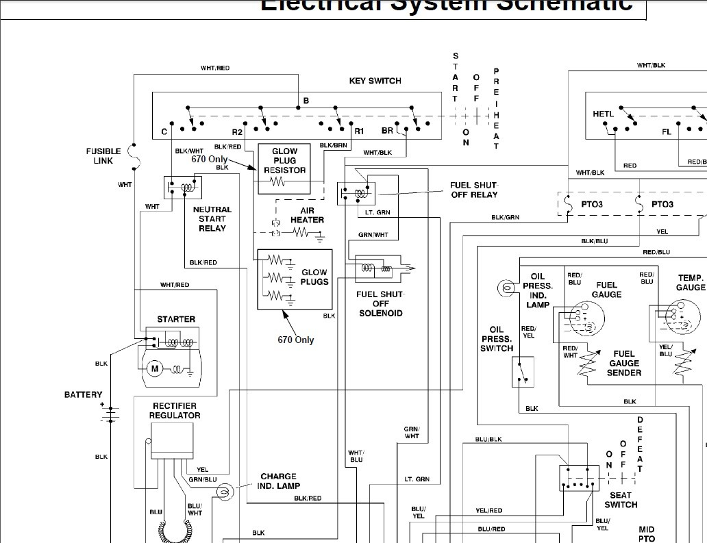 d jd 1050 wiring diagram 1070 old elec schematic