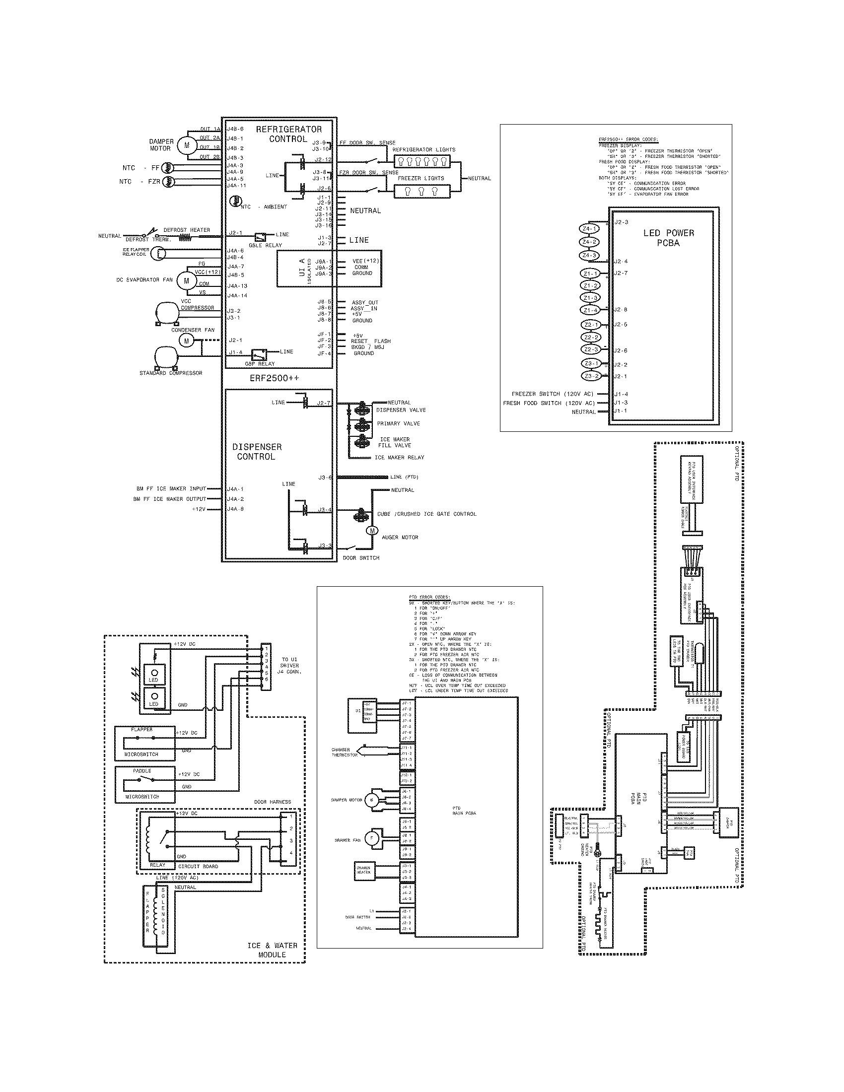 john deere rx95 wiring diagram 3