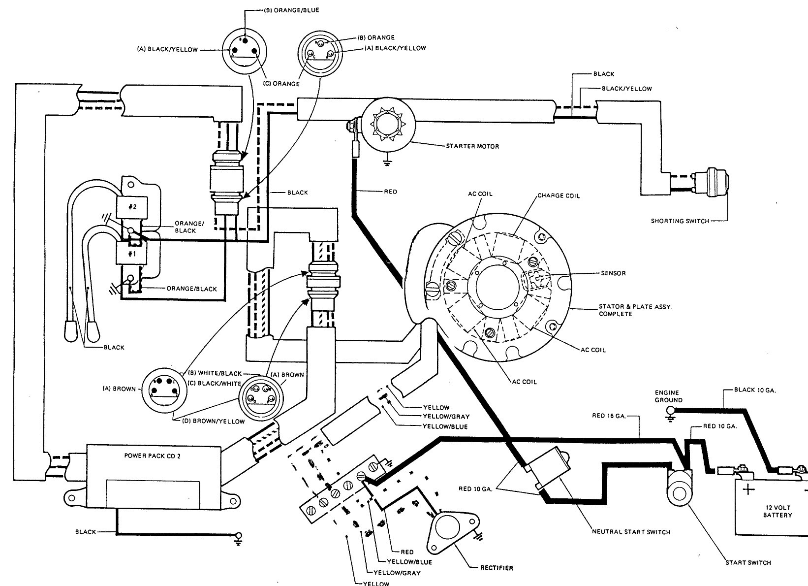 electrical diagram electric