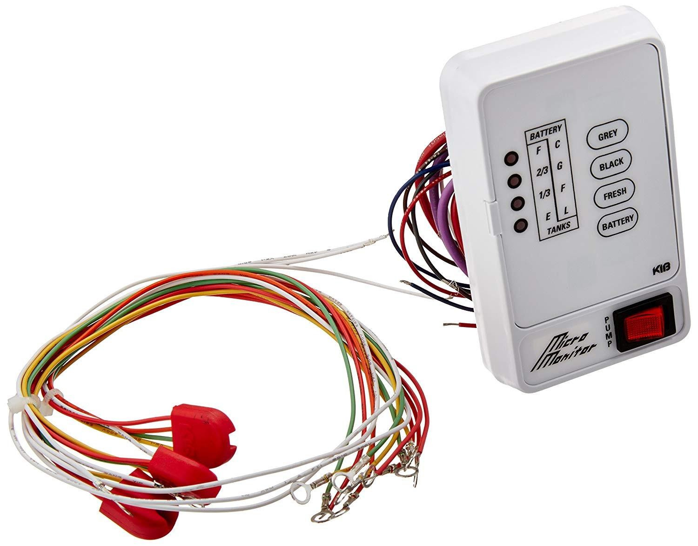 kib m21vw micro monitor system automotive