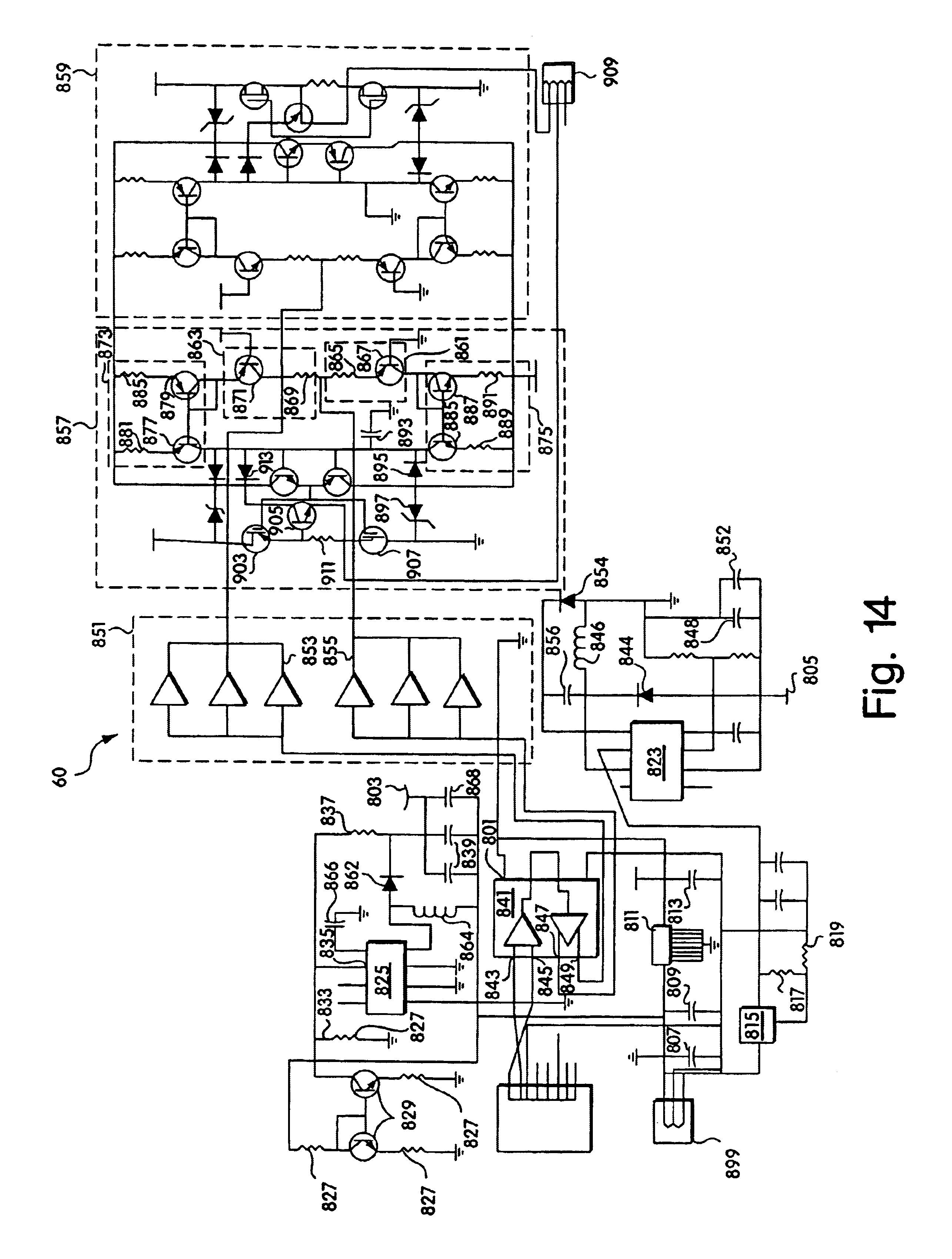 Magnetek 6345 Diagram