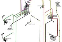 Mercury 115 Hp Wiring New 8608 Wiring Diagram for Mercury Outboard