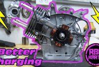 Predator 420cc Key Switch Wiring Diagram Elegant Kawasaki Mule Predator 420cc Duromax 440cc High Output Charging System