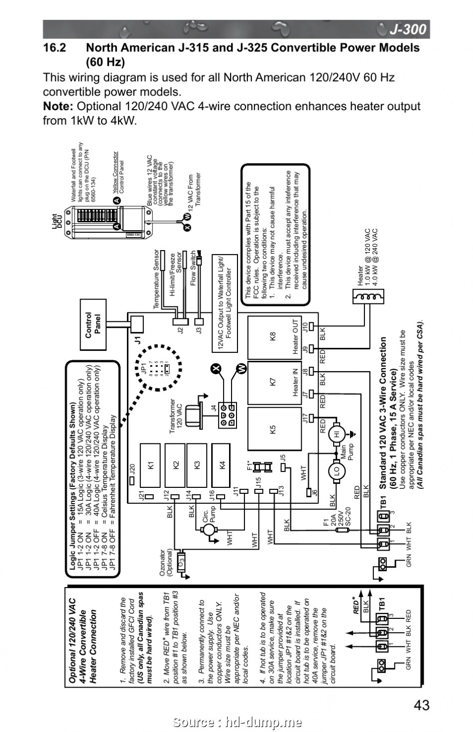 electrical wire size hot tub electrical wiring jacuzzi j page47 diagram 87 at wire 53