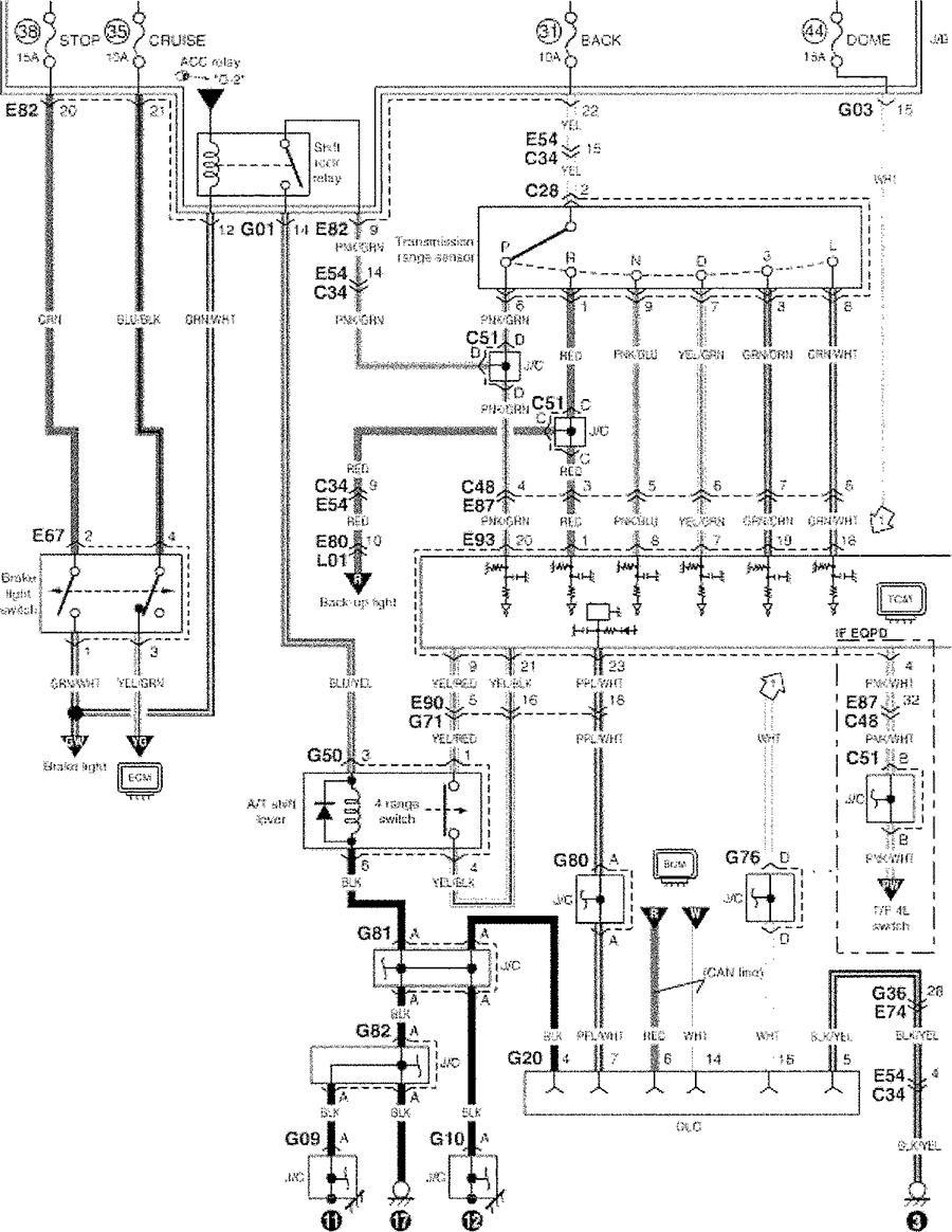 navigation light wiring for dual stationsboatlightdiagram basic
