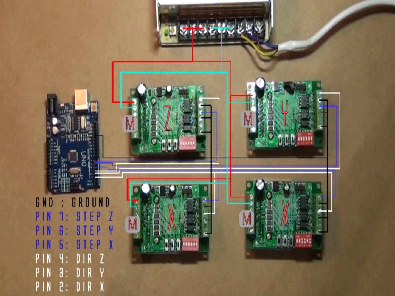 tb6560 wiring diagram wiring diagram