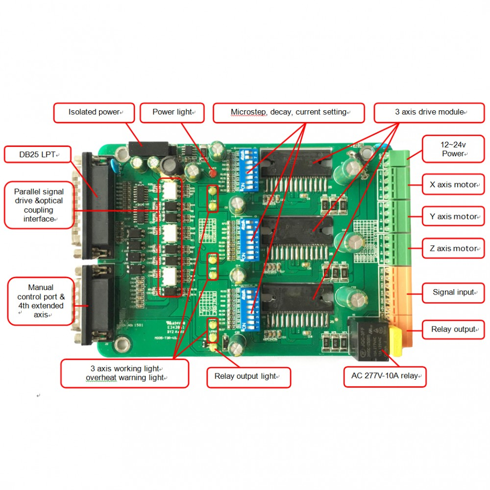 tb6560 relay wiring diagram wiring library PNG