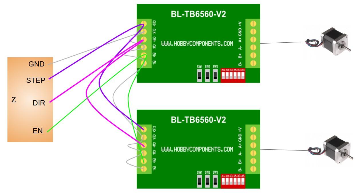 tb6560 6 wire diagram wiring diagram database