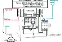 Tork Wiring Schematic for Lighting Contactor and Photocell Inspirational F62dca3 tork Lighting Contactor Wiring Diagram