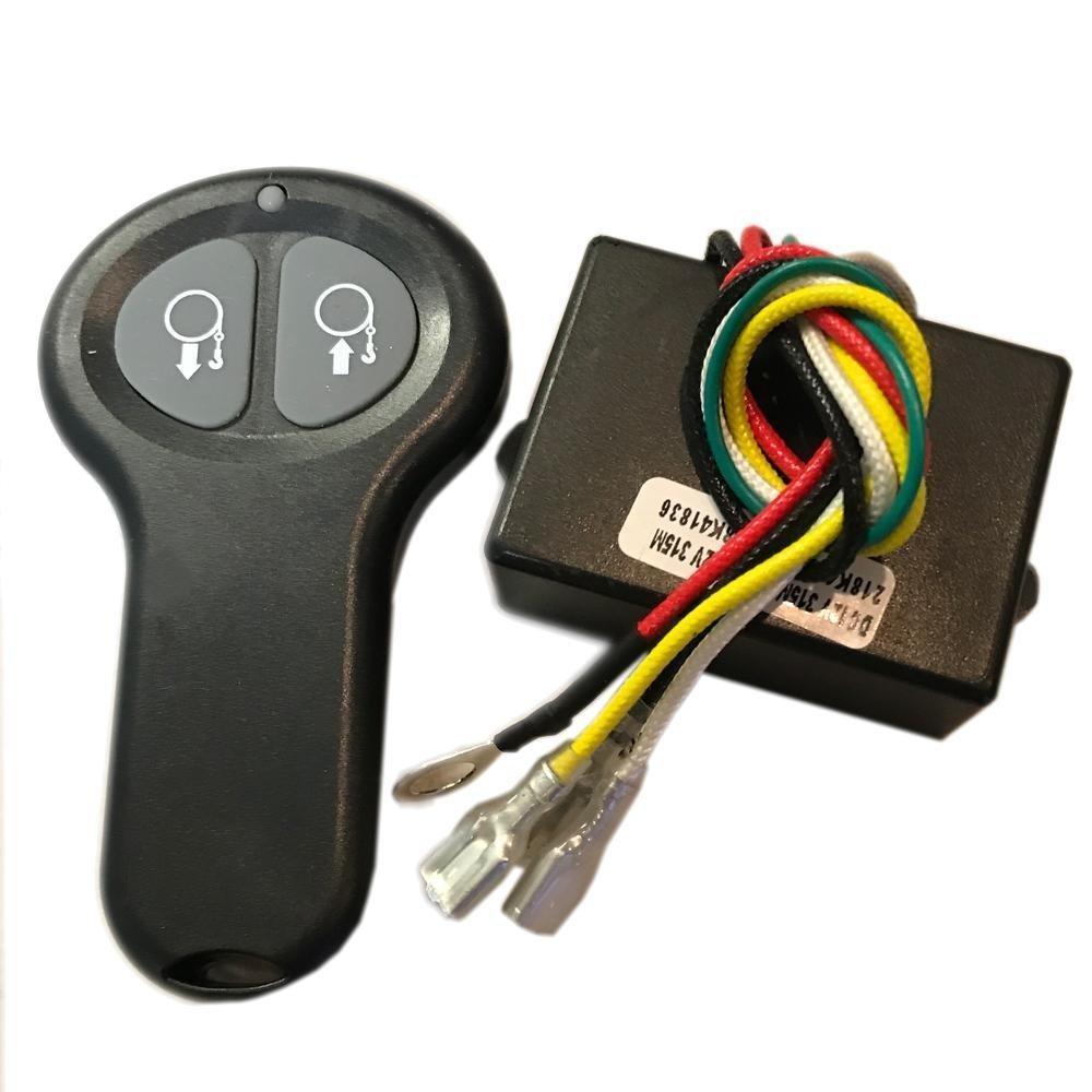 tuff stuff wireless winch remote universal wireless