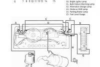 Vdo Oil Pressure Gauge Wiring Schematic Best Of Volvo 240 Instrument Cluster and Gauge Wiring