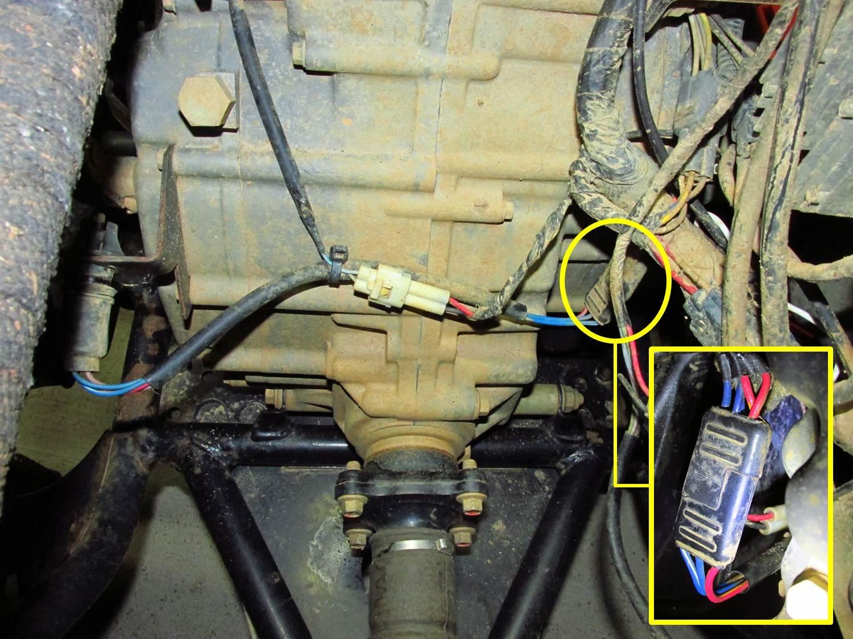 reverse switch wire markup