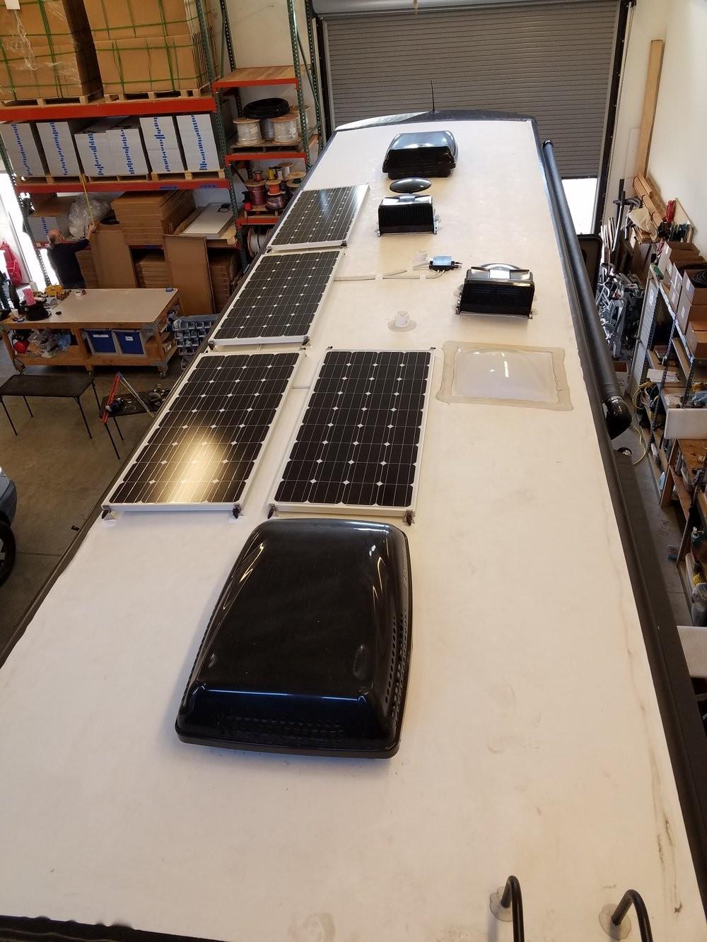 Thor Palazzo Solar