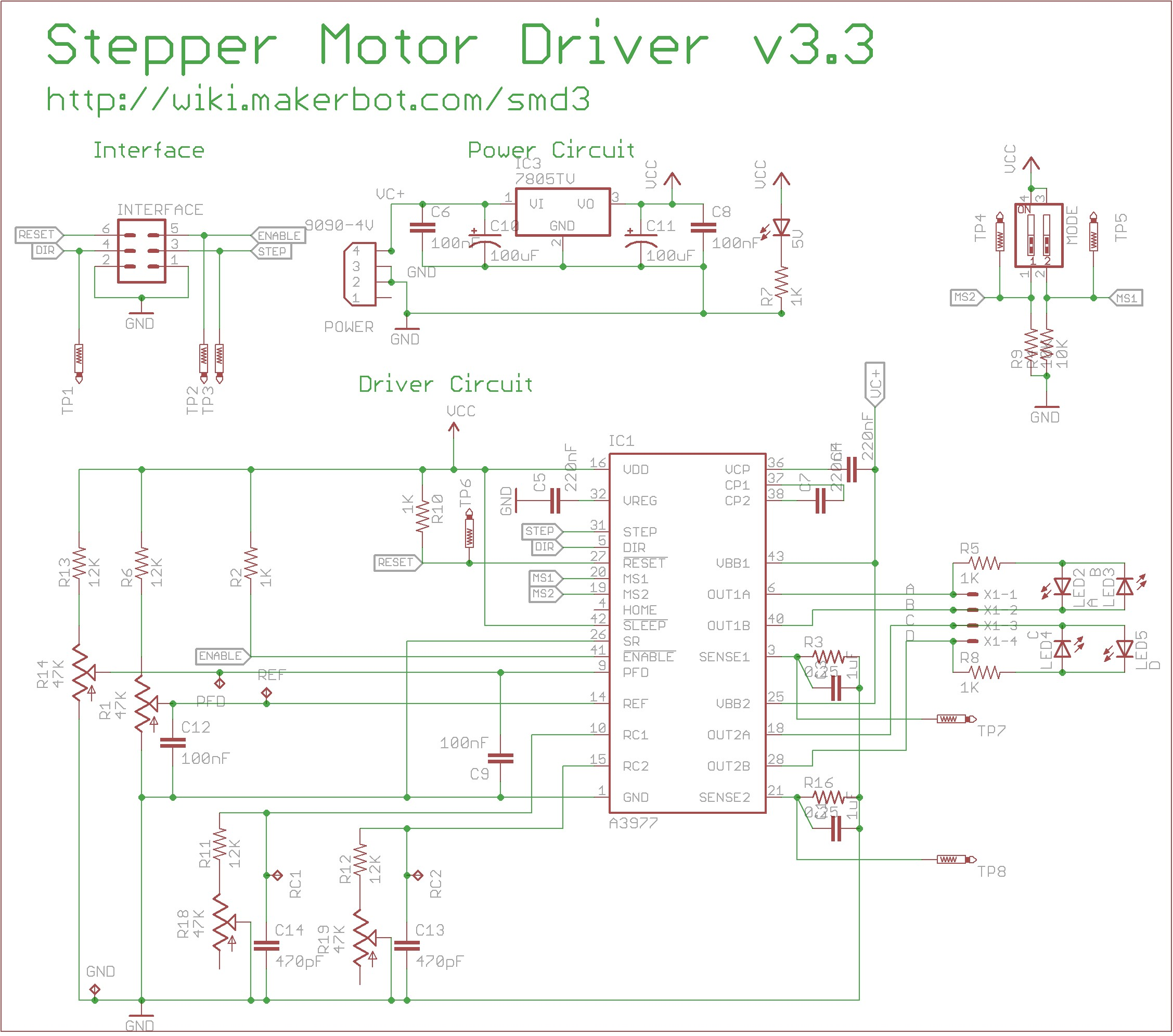 tb6560 stepper wiring diagram wiring library