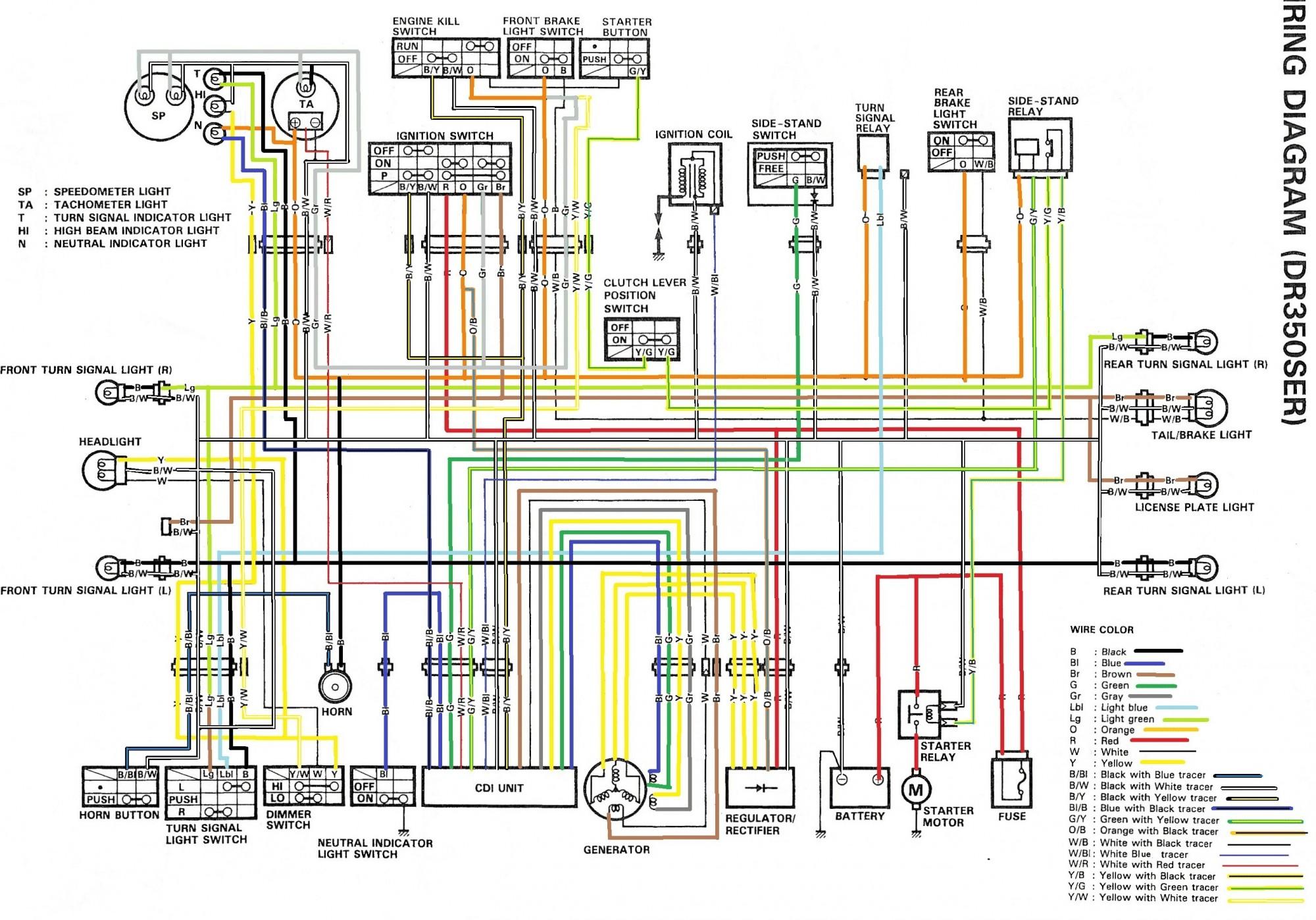 2012 dr650 suzuki wiring diagram auto wiring diagram