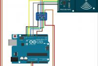 Wiring Schematic with Arduino New Wiring Piling and Leds · issue 3 · atrappmann Pn5180