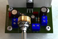 Xtronic.org Tda2040 Best Of Dc 8919] Hifi Audio Amplifier Circuit Based Tda2050 Audio
