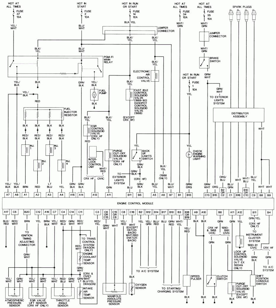 87 honda crx fan switch wiring diagram general wiring diagram data