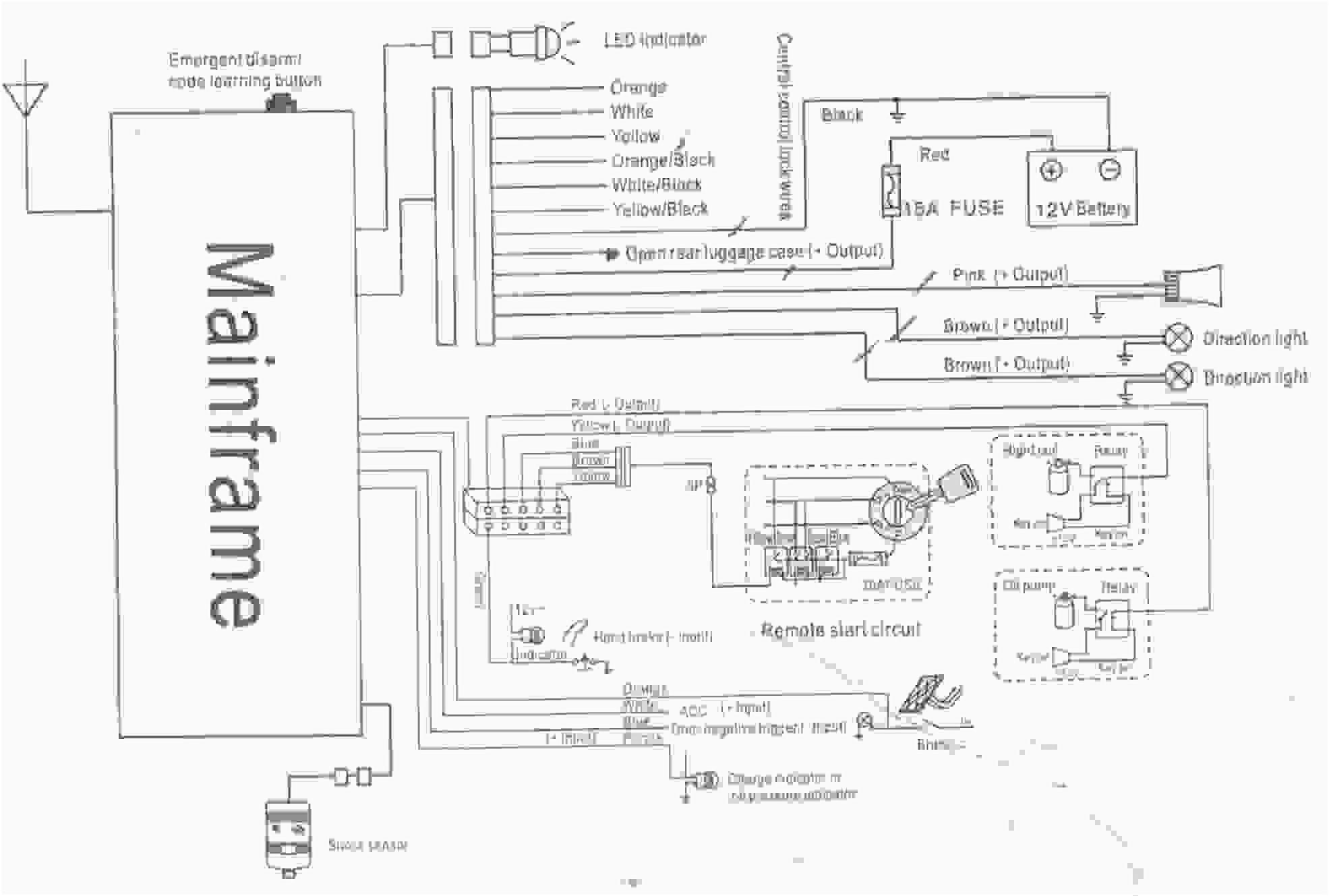 wiring diagram spy car alarm new auto watch car alarm wiring diagram