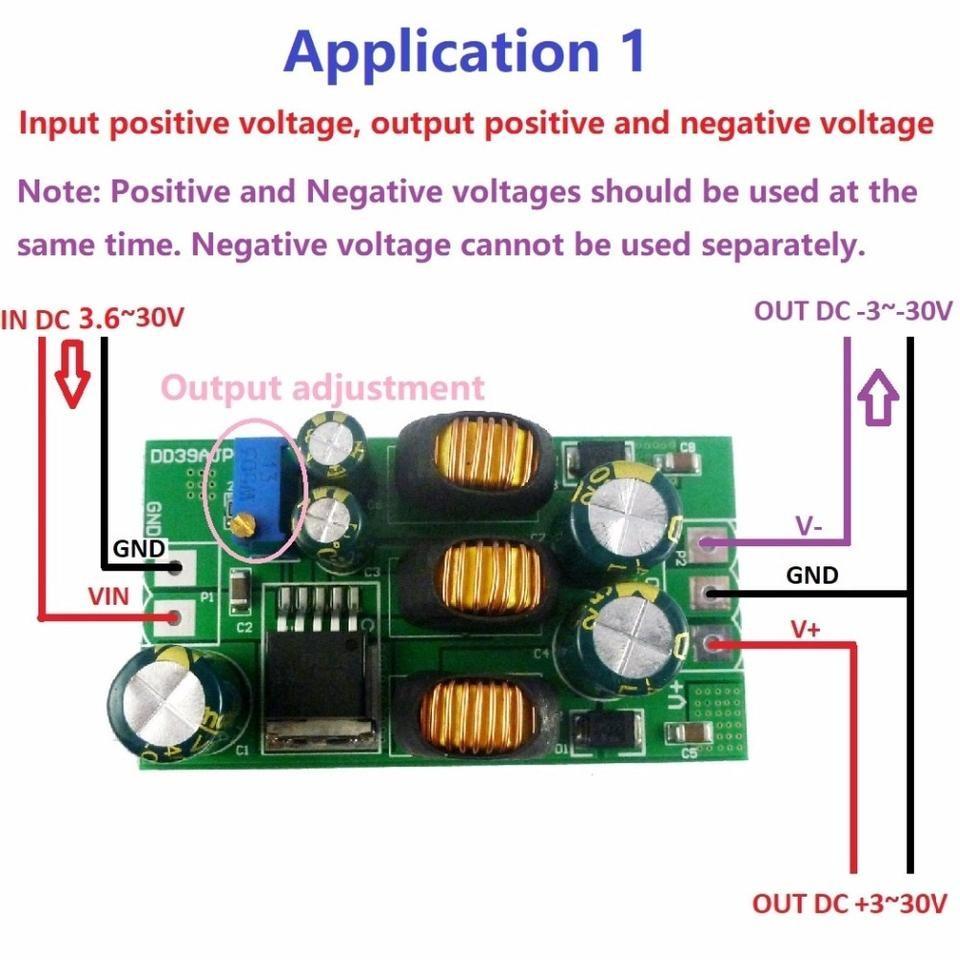 20W DC DC 5V 30V TO 5V 6V 9V 12V 15V 24V Positive Negative Boost Buck 480x480 2x