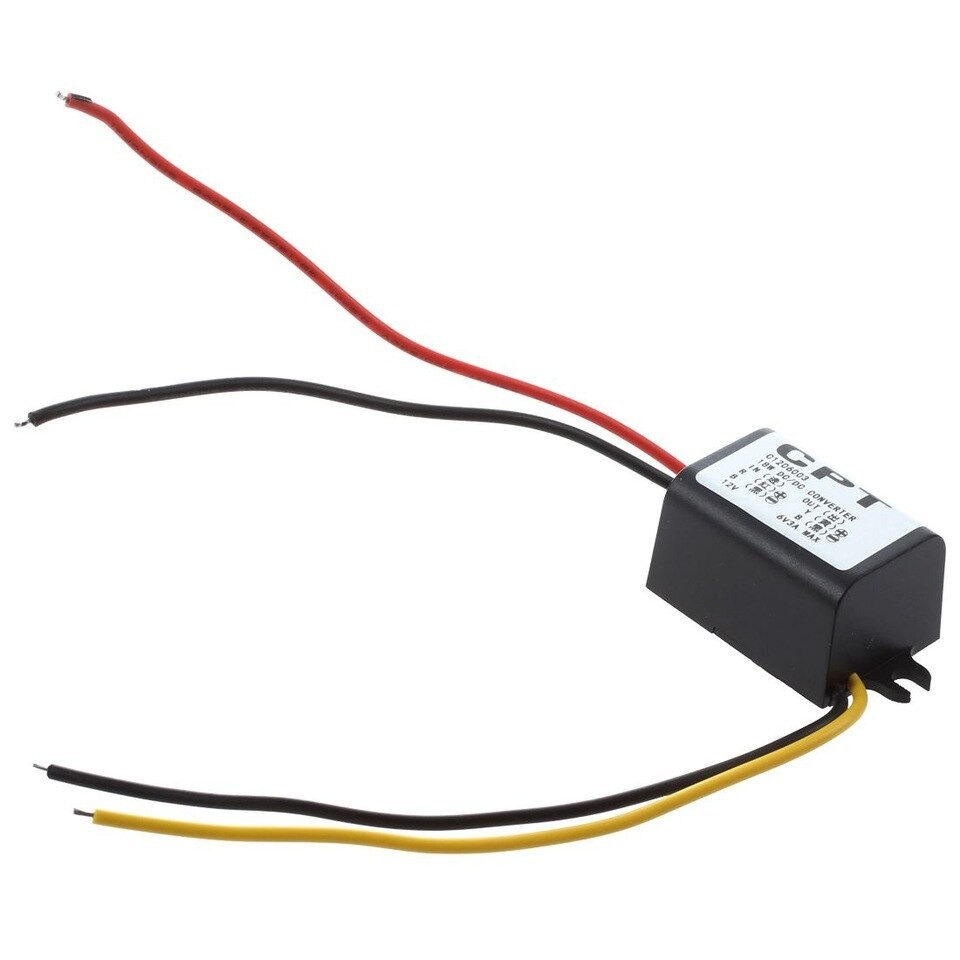 12V to 6V DC DC CPT Converter Step Down Module Power Supply Voltage Regulator 960x960